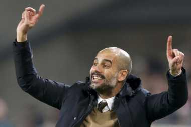 Guardiola Diharapkan Memberi Perubahan bagi City