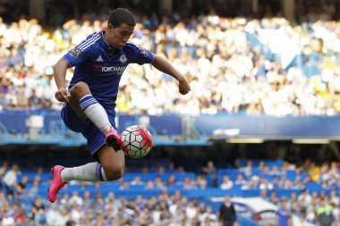 Hazard Beri Kode ke Manajemen Madrid