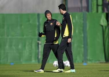 Dua Pemain Barca Diboyong Guardiola ke City