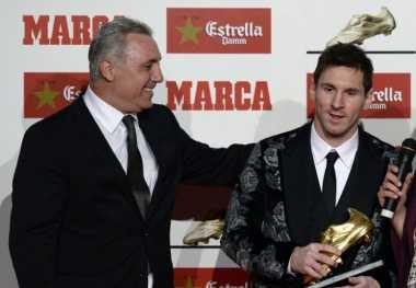 Striker Legendaris Barcelona Berulang Tahun