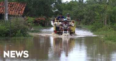 Jombang Dikepung Banjir