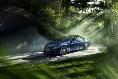 Kolaborasi BMW-Alpina Lahirkan B7 Xdrive Bertenaga 600 Hp