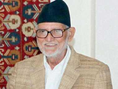 Mantan Perdana Menteri Nepal Tutup Usia