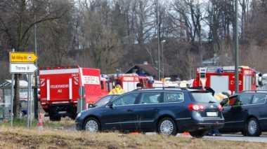 Tabrakan Kereta di Jerman Tewaskan Empat Orang, 150 Luka-luka