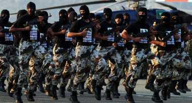 Arab Saudi Siap Kirim Pasukan Khusus ke Suriah