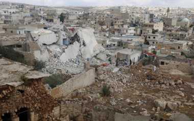 Pengepungan Aleppo Bakal Timbulkan Derita Ratusan Ribu Sipil