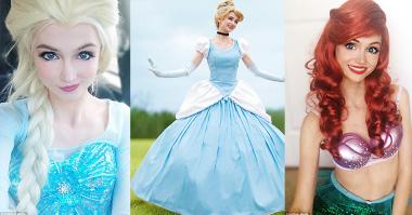 Wanita Ini Habiskan Jutaan Dolar demi Berdandan Putri Disney