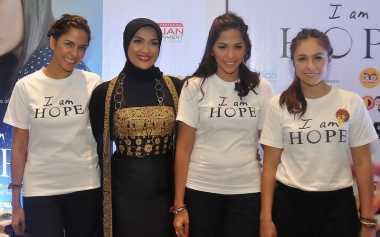 I am Hope Ungkap Perjuangan Melawan Kanker Paru