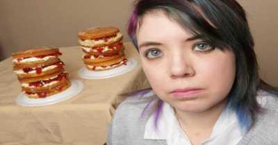Wanita Ini Phobia Terhadap Kue
