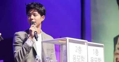 Park Bo Gum Ungkap Hubungan Spesial dengan Lee Hyun Woo