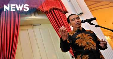 Presiden Jokowi Ingin Adanya Modernisasi Transportasi Massal