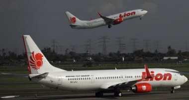 Lion Air Rute Bali-Tiongkok Ditolak Masuk Wilayah Hong Kong