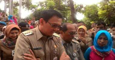 Gubernur DKI Akui Jakarta Masih Minim Ruang Terbuka Hijau