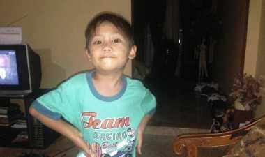 Bocah 3 Tahun Berlogat Cirebon Tersasar di Polsek Kebayoran Baru