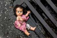 Hujan-Hujanan, Balita 2 Tahun Tewas Masuk Parit