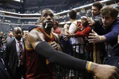 Cavaliers Gebuk Kings di The Q Arena