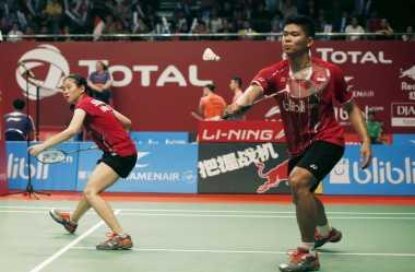 Praveen/Debby Tersingkir dari Thailand Masters 2016