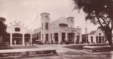 Hotel Toegoe, Unik dengan Bangunan Kuno Bekas Markas Militer