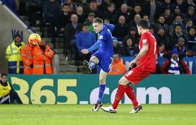 Rahasia Sukses Vardy Bersama Leicester