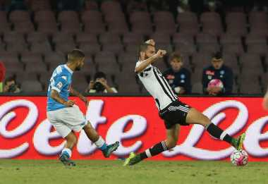 Laga Juventus vs Napoli Bagus untuk Serie A