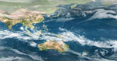 Cuaca Esktrem Terjang Indonesia hingga Maret