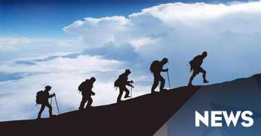 Delapan Pendaki Gunung Raung Ditemukan