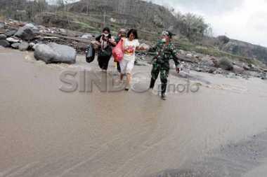 BPBD Blitar 'Angkat Tangan' soal Perbaikan Dam Gunung Kelud