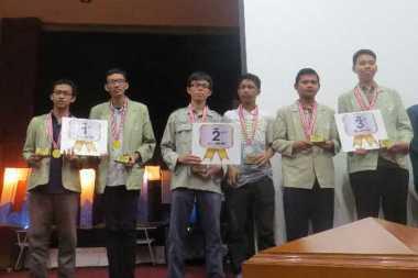 Kerja Keras, UGM Raih Juara di MISSION 2016