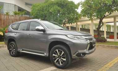 2.715 Mitsubishi All New Pajero Sport Dipesan dalam 20 Hari