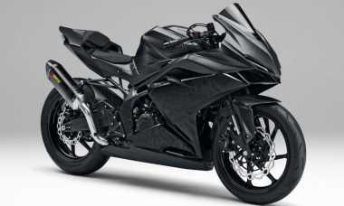 Honda Segera Produksi CBR250RR