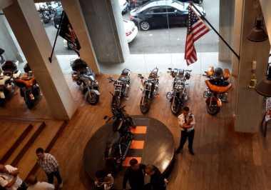 Mabua Akan Jual 100 Harley Davidson Sisa Stok dengan Harga Spesial