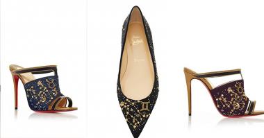 Moda Operandi, Luncurkan Koleksi Spesial Christian Louboutin