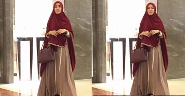 Khimar yang Cocok untuk Wanita Muslimah