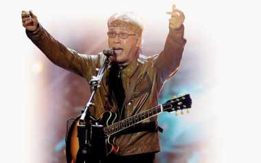 Iwan Fals Ajak Musisi Berbakat Meriahkan Konser Nyanyian Jiwa