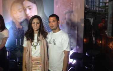 Wulan Guritno Jatuh Cinta dengan Akting Tatjana Saphira
