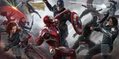 TERHEBOH: Akan Tewas Satu Karakter di Captain America: Civil War!