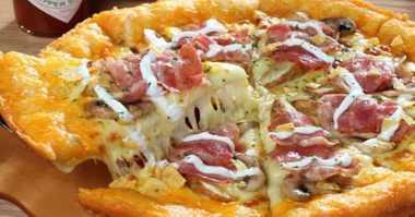 4 Piza Manis Hanya Ada di Korea