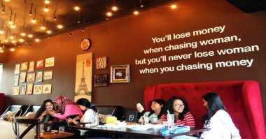 Makan Siang, Ngopi Cantik Sampai Dinner Romantis