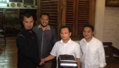 Ahmad Dhani Kurang Pede Jadi Bakal Calon Gubernur