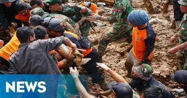 BNPB: 2016, Banjir & Longsor Diperkirakan Terus Meningkat