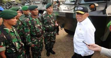 Menhan Rencanakan Penertiban Pemukiman Warga Disekitar Pangkalan Militer
