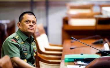 Panglima TNI Laporkan Jatuhnya Pesawat Super Tucano ke Presiden