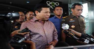 Setya Novanto Penuhi Undangan Kejagung