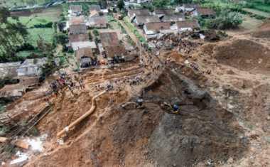 BNPB Pasang 50 Sistem Peringatan Dini Bencana