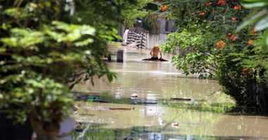 Musim Hujan, Seluruh Wilayah Sulteng Rawan Banjir