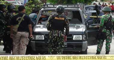 TNI-Polri Terus Buru Kelompok Bersenjata di Poso