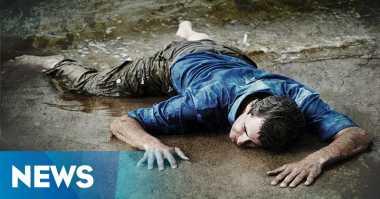 Remaja Terseret Arus Sungai Maek Ditemukan Tewas
