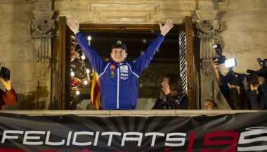 Lorenzo Sesumbar Bisa Jadi Pembalap Tersukses Yamaha