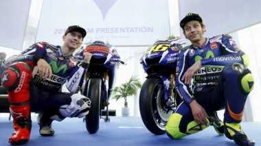 Rossi Tak Pernah Buat Lorenzo Iri