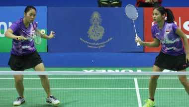 Target Ganda Putri Indonesia di Thailand Masters 2016